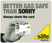 B.R. CHICK Gas Safe 132617